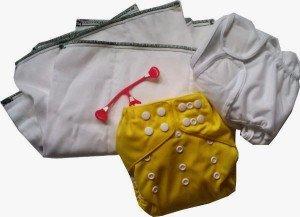 Choosing the right cloth nappy
