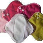 Washable sanitary pad liner