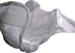 Cloth nappy cover