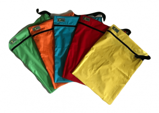 Cloth nappy wet bag