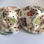 Brown owl nursing pads